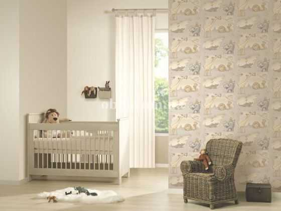Обои P+S International Dieter bolhen 4kids фото в интерьере