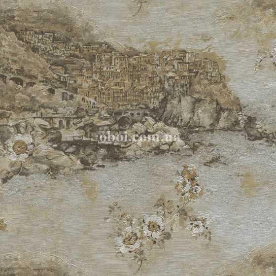 Обои Emiliana (Италия) коллекция Acquazurra