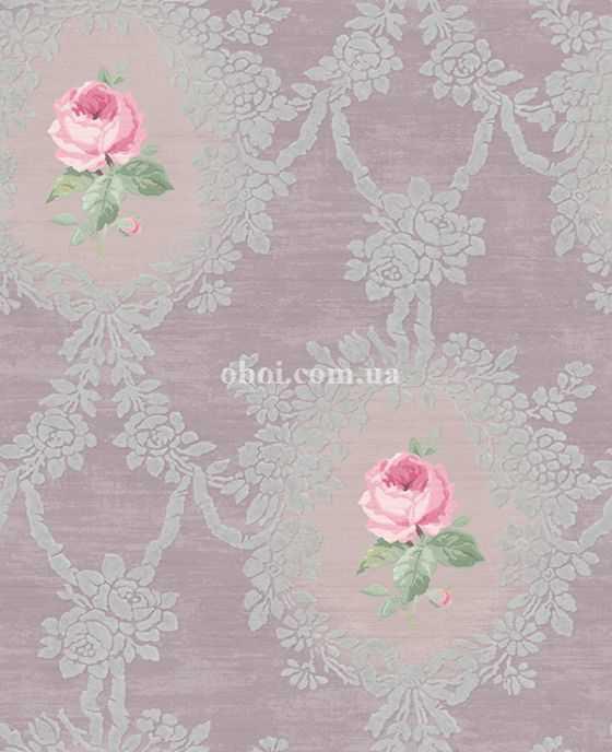 Обои KT Exclusive (США) коллекция Watercolor florals