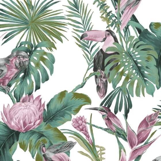 Обои Parato (Италия) коллекция Amazzonia