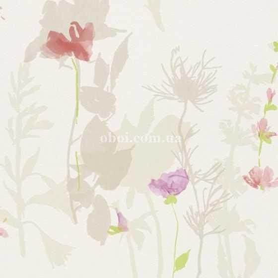 Обои Rasch (Германия) коллекция Flower poetry